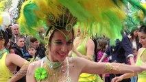 EVENEMENT : Carnaval de Nantes - Thème : Cinéma • Pinblue Créations