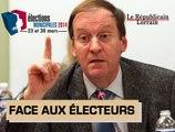 """Philippe David : """"À Hayange, la population n'a pas voté pour les projets au premier tour"""""""