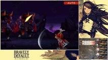 Let s Play Bravely Default Part 85 Aurora of Darkness - Gameplay Walkthrough