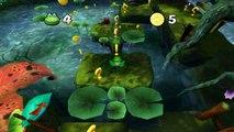 Frogger Beyond HD on Dolphin Emulator (Widescreen Hack)