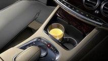 New Mercedes-Benz S-Class Magic Body Control