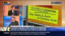 Duel Direct Gauche - Direct Droite: Municipales 2014: Certains candidats n'ont pas suivi les consignes des partis pour le second tour - 25/03