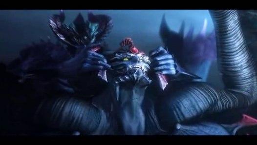 Tekken Blood Vengeance Jin Kazama Vs Kazuya Mishima Vs