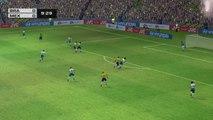 FIFA 2003 HD on Dolphin Emulator (Widescreen Hack)