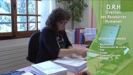 Présentation des professionnels et services du Centre Hospitalier Théophile Roussel