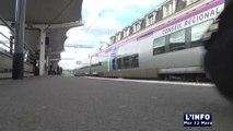 Transport : Les retards sur la ligne Le Mans/Paris