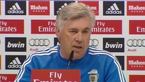 Ancelotti dice que si lo de Busquets lo hubiera hecho Pepe no sabe lo que hubiera pasado