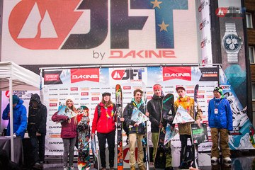 Best Of JFT 2014 Verbier by Dakine
