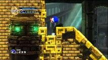 Sonic the Hedgehog 4 : Episode I - Lost Labyrinth Zone Acte 1 : Ancien labyrinthe mystérieux