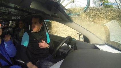 Jean Christophe Péraud - Inside Contre la montre du Tour Méditerranéen 2014