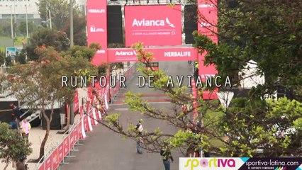 RunTour de Avianca en Bogotá (COL)