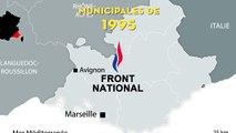 30 ans du FN au municipales  en 2 minutes chrono