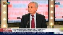 Jean Arthuis, ancien ministre des Finances et sénateur UDI de Mayenne, dans Le Grand Journal - 25/03 1/4