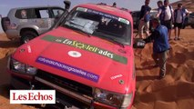 Rallye des gazelles : des dunes aux sponsors, une course d'obstacles…