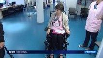 Béatrice, handicapée au service de futures mamans handicapées