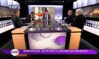 Ça Vous Regarde - Le débat : Municipales : la gauche peut-elle sauver les meubles ?