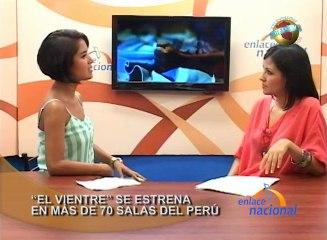 El Vientre entrevista a Mayella Lloclla