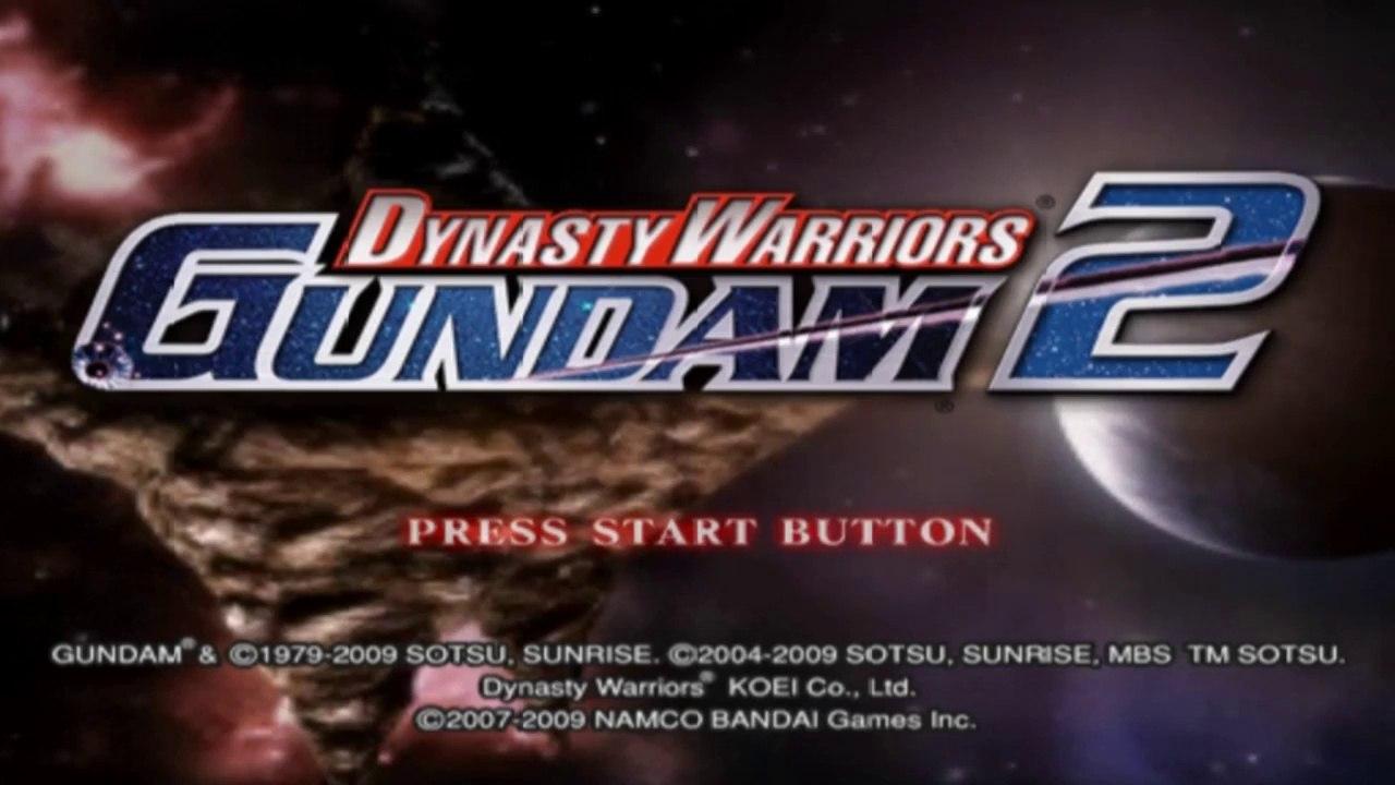 Dynasty Warriors Gundam 2 HD on PCSX2 Emulator (Widescreen Hack)