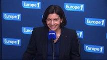 """Anne Hidalgo : """"Dimanche c'est la culture politique à Paris et le projet que nous présentons qui seront en jeu"""" (Europe 1)"""