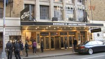 Glen Hansard visto en el teatro Bernard B. Jacobs