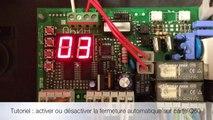 Tutoriel _Activer ou désactiver la fermeture automatique sur motorisation portail proteco carte Q60_(360p)