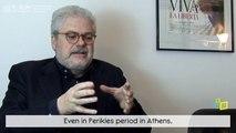 Forum de Chaillot - Interview de Roberto Ando