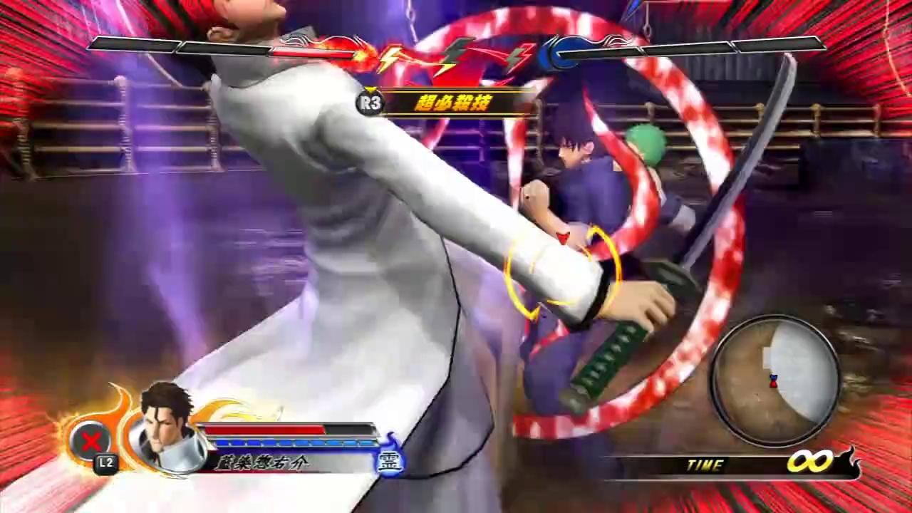 J-Stars Victory VS: All Victory Burst Attack