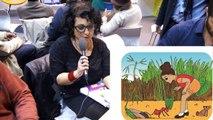 Rencontre avec Rabeha Fagour-Daïri, au Salon du livre de Paris avec le ministère des Outre-mer