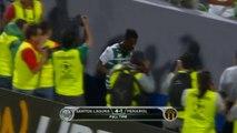 Copa Libertadores: Laguna mit kühlem Kopf nach kalter Dusche