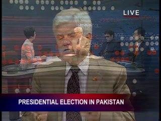 Presidential Election in Pakistan (Part 1)