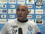 """Laval - Tours FC """"Prendre un point à Laval, pas une contre-performance"""" (O. Pantaloni)"""