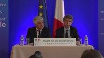 Philippe Martin présente le projet de loi sur la biodiversité