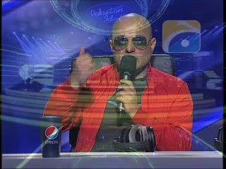 Kashif Ali Promo - Pakistan Idol - Geo TV - Strings Special