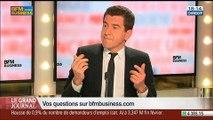 Matthieu Pigasse, directeur général de la banque Lazard France, dans Le Grand Journal - 26/03 1/4
