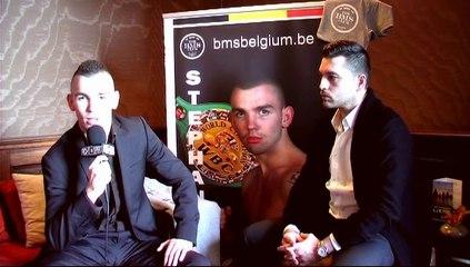 STEPHANE JAMOYE challenger Mondial WBC des poids Coqs nous parle de sa préparation !