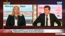 Matthieu Pigasse, directeur général de la banque Lazard France, dans Le Grand Journal - 26/03 3/3