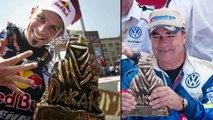 Peugeot Sport Rally Dakar: Carlos Sainz y Despres