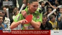 Tennis de Table : CP Lys LM / Hodonin - Demi Finale retour (22/03/2104) - Match intégral (2ème mi temps)