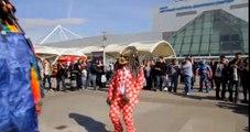 London Super Comic Con LSCC 2014 - Amazing Cosplay Costumes