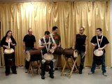 "NIMBA PERCUSSION ""cours de djembé"""
