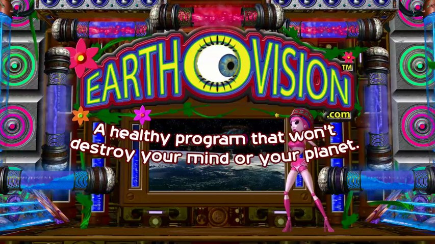 EARTHOVISION(Positive TV for a positive world)(HD/2-D version)-WELCOME 1