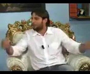 Best Friend of Shahid Afridi