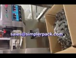 Automatic Triangle nylon tea bag Packaging Machine,triangle nylon tea bag packing machine for sale