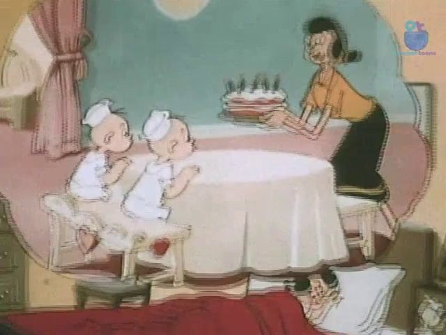 Popeye Bride And Gloom   Pocket Toons