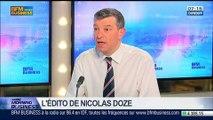 """Nicolas Doze: Dégradation du chiffre du chômage: """"Attention quand même aux chiffres de Pôle Emploi"""" – 27/03"""