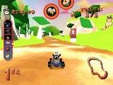 Looney Tunes Racing - Jugamos con Pepe [Vistazo]