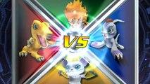 Digimon Rumble Arena 2 HD on Dolphin Emulator (Widescreen Hack)