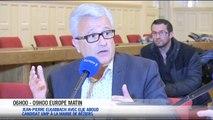 Les candidats de Béziers, invités d'Europe 1 - Partie 1