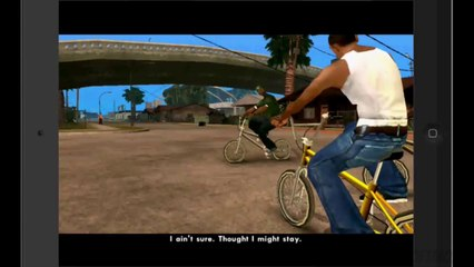 Grand Theft Auto San Andreas iOS, Android Review