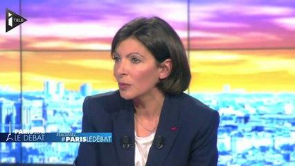 #PARISLeDébat en direct du QG de campagne d'Anne Hidalgo